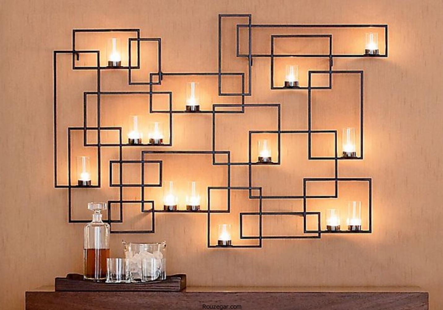 15 ایده جذاب برای تزئین دکوراسیون منزل با شمع | شمع آرایی در منزل،شمع آرایی اتاق خواب،شمع تزیینی فانتزی،تزیین با شمع وارمر،تزیین خانه عروس با وسایل ساده،مدل شمع های فانتزی،تزیین منزل عروس با شمع،تزیین میز تولد با گل و شمع،شمع های تزئینی بزرگش