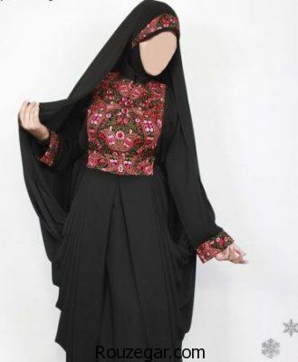 مدل چادر زنانه مجلسی ، جدیدترین و شیک ترین مدل چادر دانشجویی