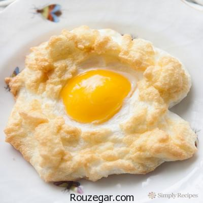 پخت تخم مرغ برای کاهش وزن