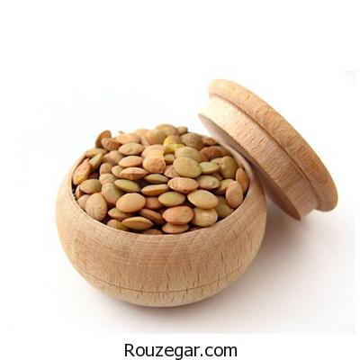مواد خوراکی مفید برای سلامت موها