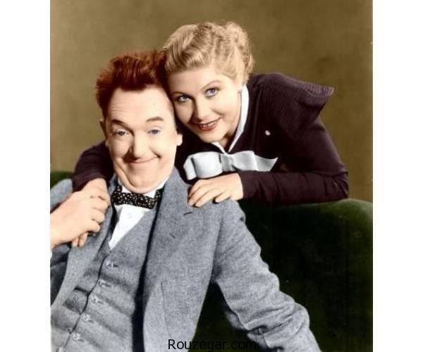بیوگرافی لورل و هاردی + عکس همسران لورل و هاردی