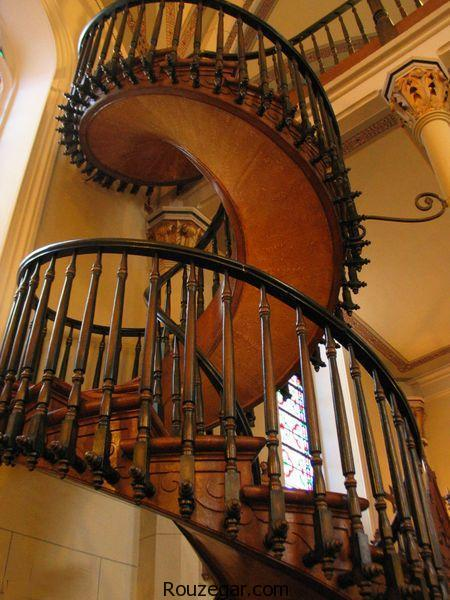 راه پله های گردون و چوبی مدرن در منازل دوبلکس،خانه دوبلکس ایرانی،راه پله های مدرن،مدل پله داخل ساختمان،راه پله ساختمان،مدل پله حیاط،مدل پله گرد،راه پله گرد،مدل راه پله شیک