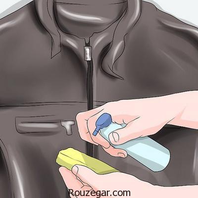 چگونه از لباس چرم مراقبت کنیم؟