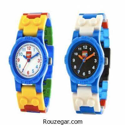 مدل ساعت مچی بچگانه