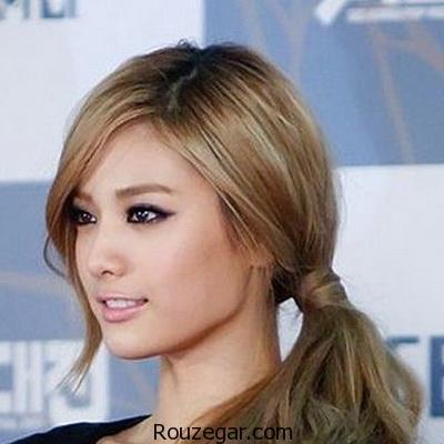 تازه ترین های مدل مو دخترانه