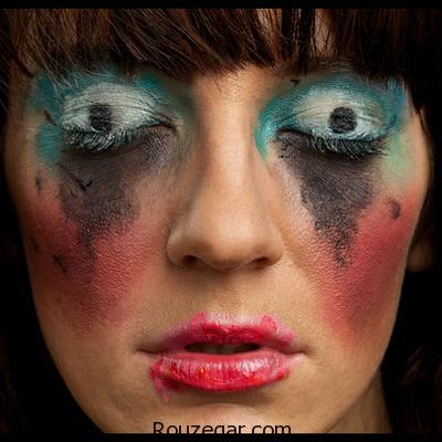 چند اشتباه آرایشی روی صورتتان