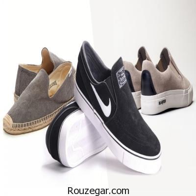 مدل کفش مردانه جدید ، کفش مردانه اسپرت ، کفش مجلسی مردانه