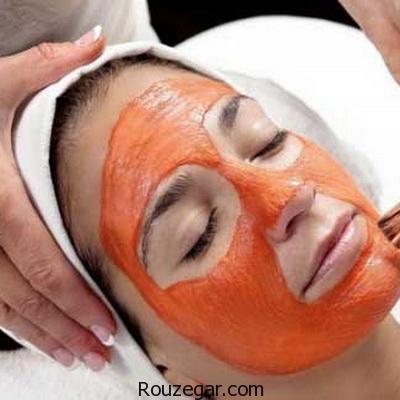معجزه ماسک های میوه ای برای زیبایی پوست