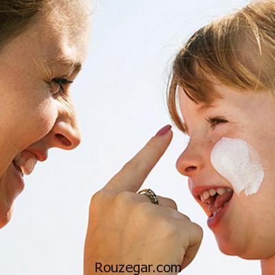 باورهای اشتباه در مورد کرم ضد آفتاب
