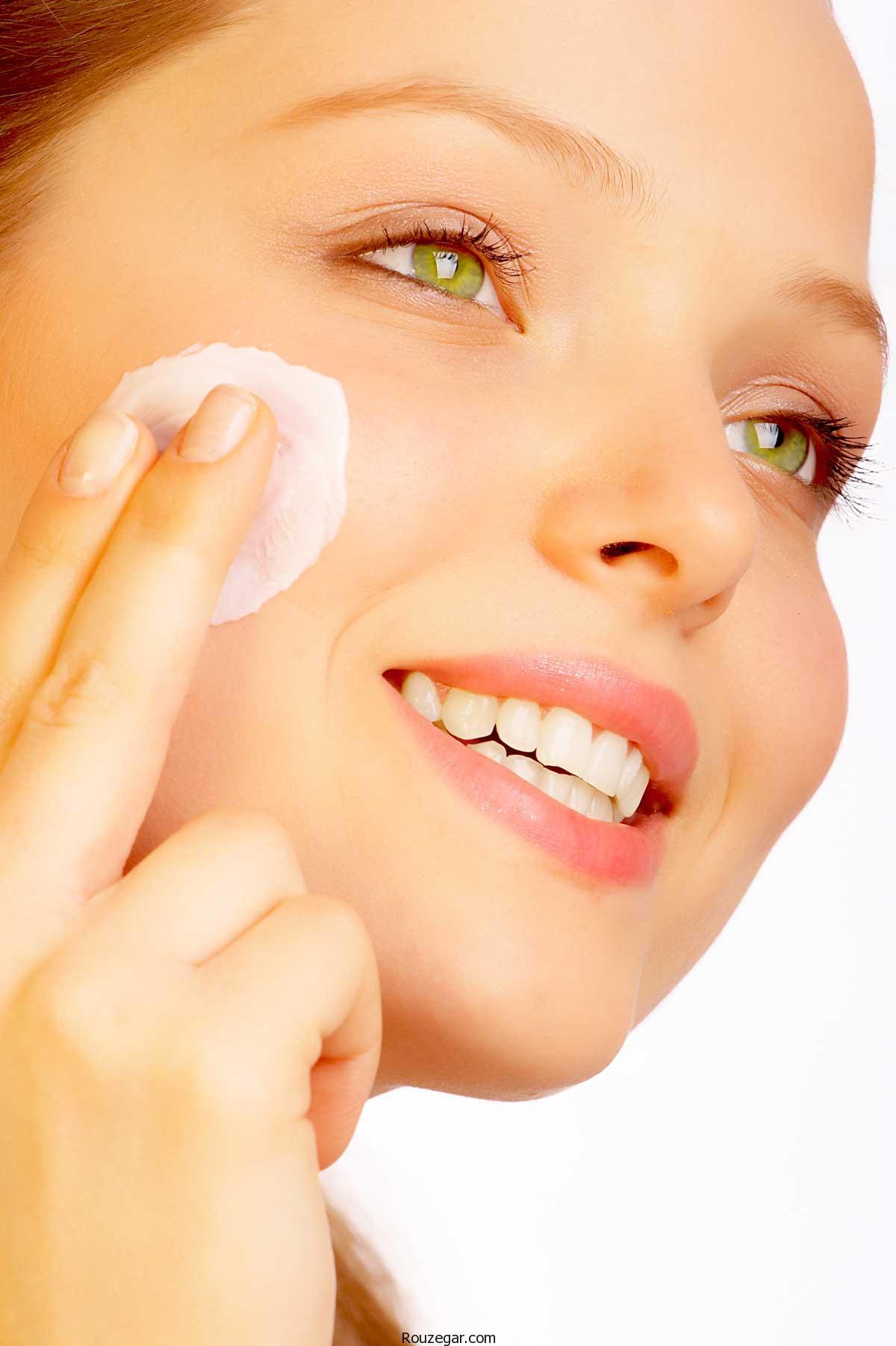 مراقبت شبانه از پوست در 6 گام