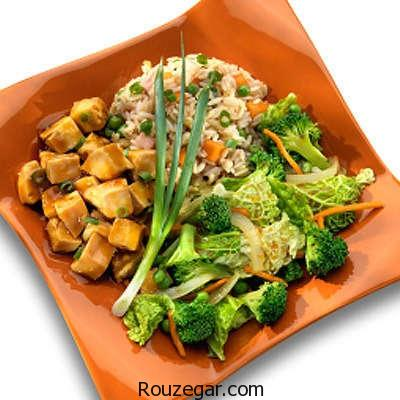 ۱۱ مادهی غذایی برای کاهش وزن سریع و آسان