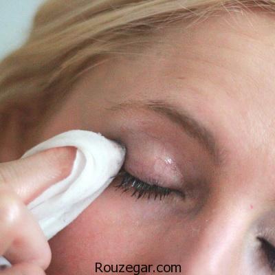 پاک کردن آرایش با این 3 روغن