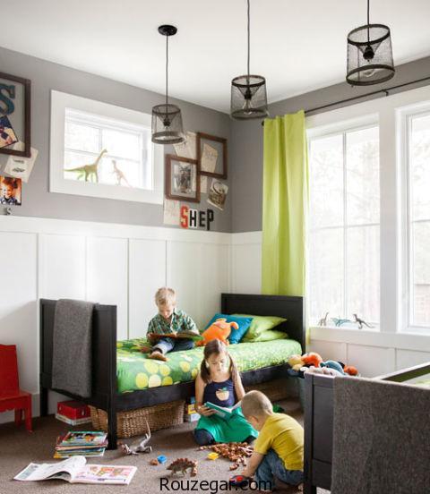 دکوراسیون اتاق کودک 2017 و مدلهای جدید و مدرن برای چیدمان