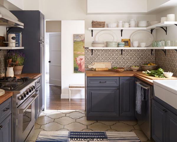 دکوراسیون و طراحی آشپزخانه | کابینت آشپزخانه