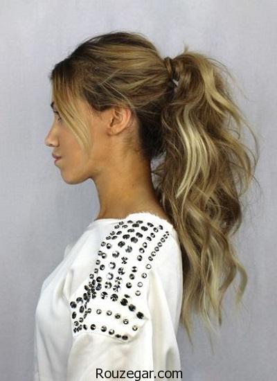 مدل موهای شیک و جذاب برای داخل خانه+ عکس