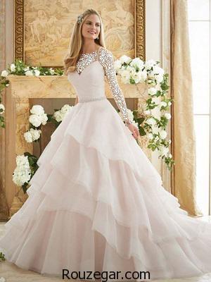 ژورنال زیباترین مدل لباس عروس جدید 2017، 1396