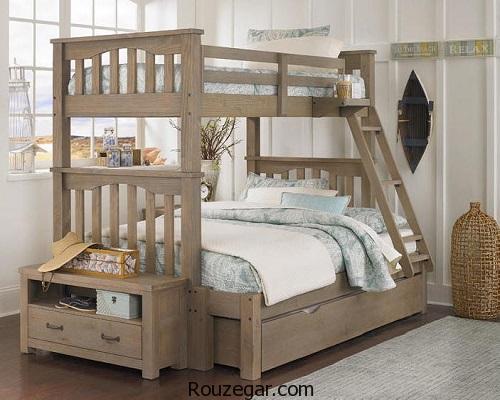 مجموعه زیباترین و شیک ترین مدلهای تختخواب دوطبقه