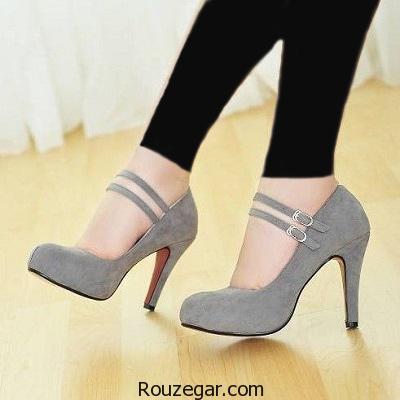 کالکشن جدیدترین مدل کفش مجلسی زنانه و دخترانه 2017، 1396