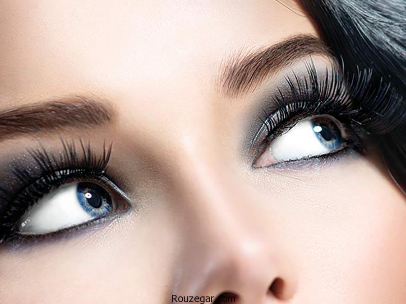 چشمانی زیبا با آرایش دودی + آموزش آرایش چشم دودی،آرایش دودی عروس،آرایش چشم دودی طلایی،آموزش سایه زدن چشم مرحله به مرحله،سایه چشم ساده،فیلم آموزش سایه زدن چشم،طرز زدن خط چشم،سایه چشم جدید،سایه چشم عروس