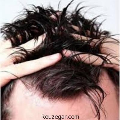 راهکارهایی برای کاهش چربی مو