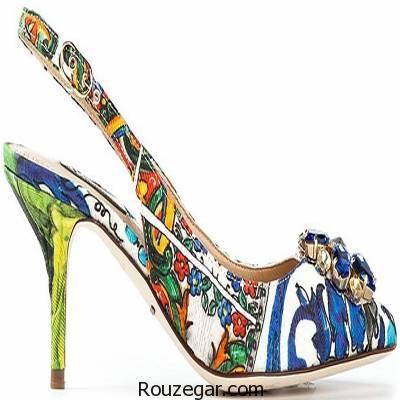 مدل کفش تابستانی
