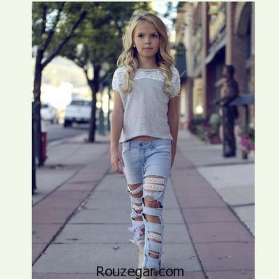 شیک ترین مدل لباس اسپرت کودکانه دخترانه ۲۰۱۷-۱۳۹۶ (سری اول)