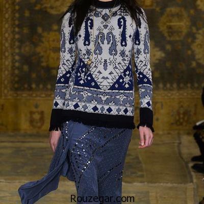  تازه ترین لباس زنانه برند توری برچ