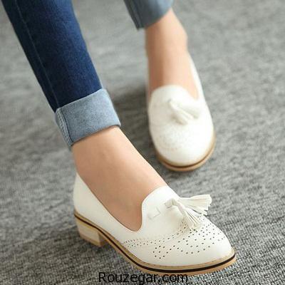 جدیترین و شیک ترین مدلهای کفش دخترانه و زنانه برای استریت استایل تابستانی 2017، 1396