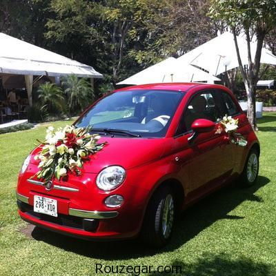 شیک ترین مدل ماشین عروس ۲۰۱۷-۱۳۹۶