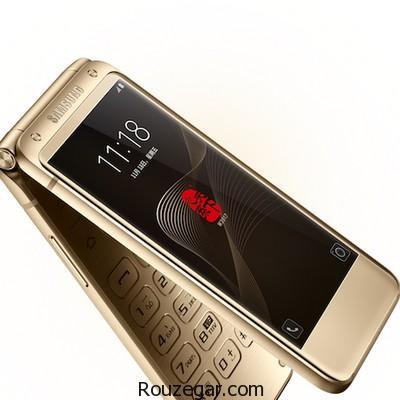 گوشی جدید تاشو از شرکت سامسونگ