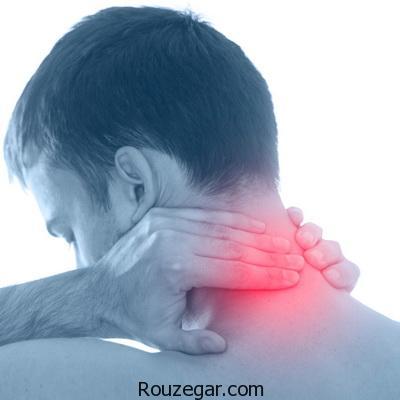 روشی برای از بین بردن درد شانه و گردن