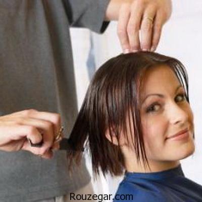 نکاتی که باید قبل از کوتاه کردن موهایتان بدانید