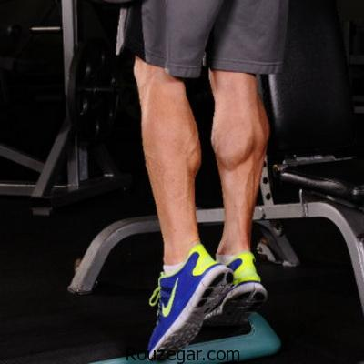 نکاتی برای داشتن عضلات ساق پا