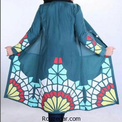 نکاتی برای پوشیدن لباس های طرح دار زنانه