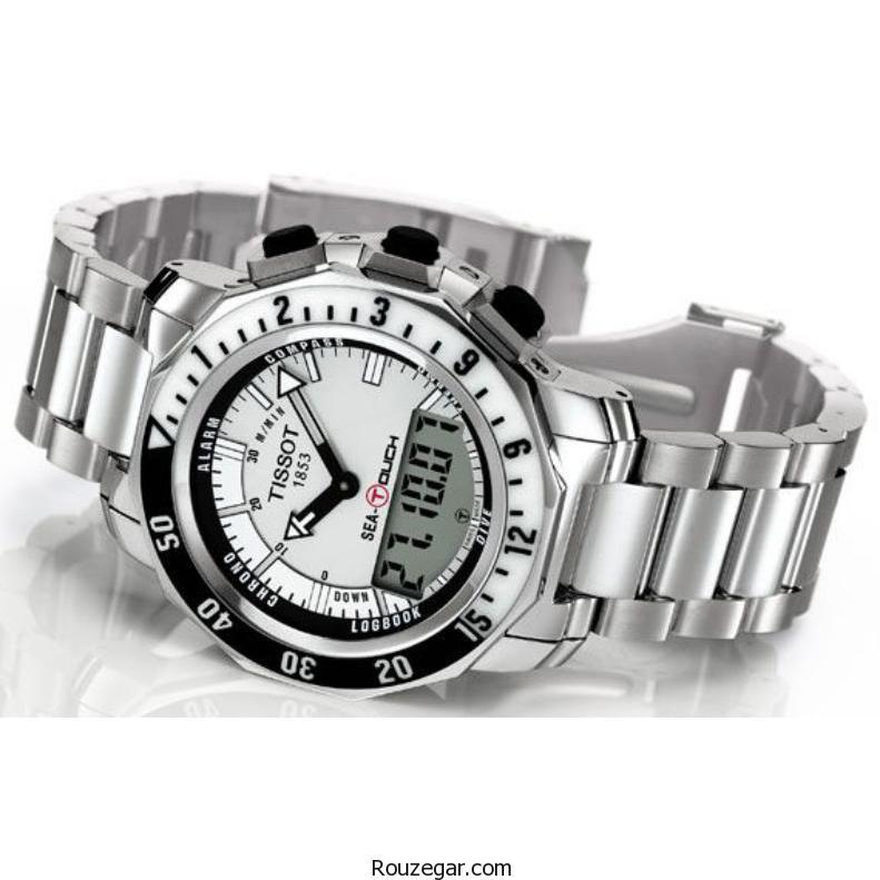 مجموعهساعت های برند| ساعت مچی مردانه برند Tissot