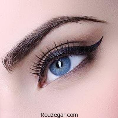 برای پوستتان چه رنگ لنزی مناسب است؟