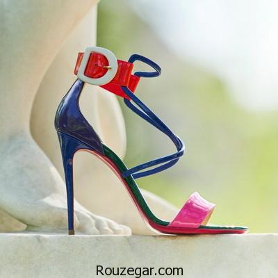 تازه ترین های برند زنانه Christion Louboutin Prada