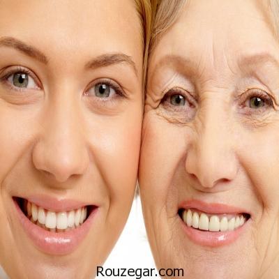 خوراکی هایی که پوستتان را پیر میکند