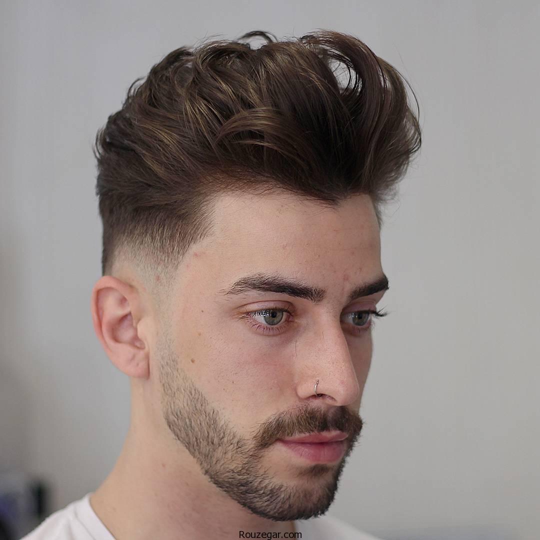مدل مو آلمانی پسرانه، مدل مو آلمانی پسرانه 2018،مدل مو آلمانی مردانه