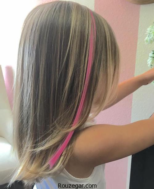 مدل مو کوتاه بچگانه دخترانه، مدل مو کوتاه بچگانه دخترانه 2018، مدل مو دخترانه