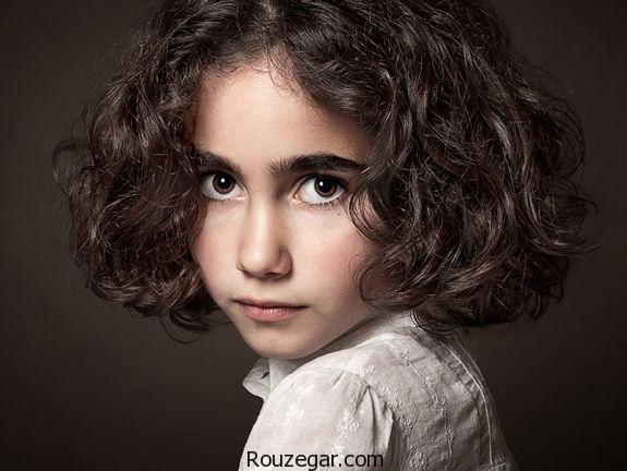 مدل مو متوسط بچگانه، مدل مو متوسط بچگانه 2018،  مدل مو بچگانه