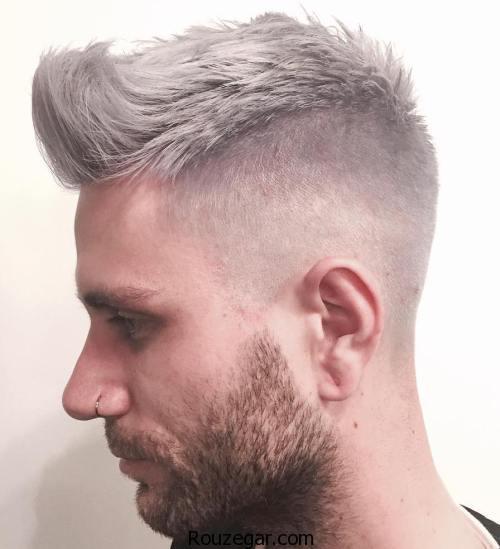 مدل مو جدید پسرانه 2018 ، مدل مو جدید،مدل مو جدید مردانه 2018
