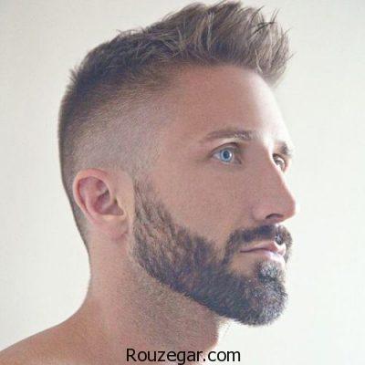 مدل مو پسرانه 2018، مدل مو مردانه