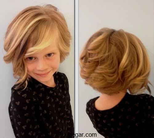 مدل مو کوتاه بچگانه، مدل مو کوتاه بچگانه پسرانه،مدل مو کوتاه بچگانه دخترانه ،  مدل مو کوتاه بچگانه 2018