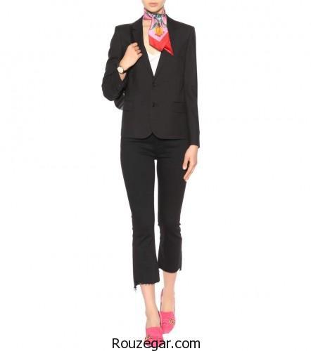 مدل دستمال گردن زنانه،مدل دستمال گردن زنانه 2018، مدل دستمال گردن برند GUCCI