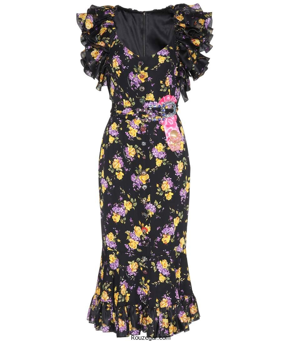 لباس مجلسی تابستانی، لباس مجلسی تابستانی 2018، لباس مجلسی زنانه