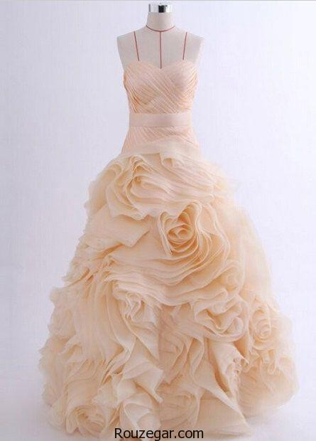 مدل لباس مجلسی 2018 ، مدل لباس مجلسی عروسکی، مدل لباس مجلسی