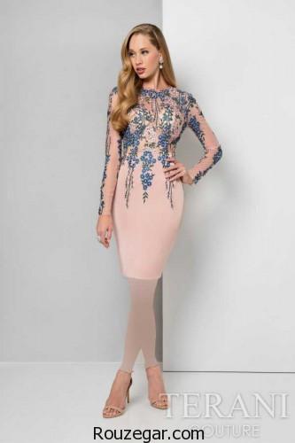 لباس مجلسی کوتاه شیک، لباس مجلسی کوتاه شیک 2018، لباس مجلسی کوتاه