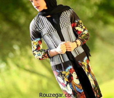 مدل مانتو ایرانی , مدل مانتو ایرانی جدید,شیک ترین مدل مانتو ایرانی 2018