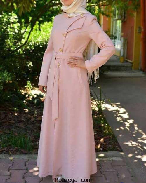 مدل مانتو تابستانی دخترانه با پارچه نخی، مدل مانتو تابستانی